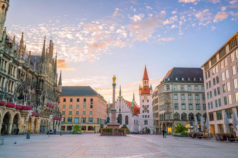 Munich-German
